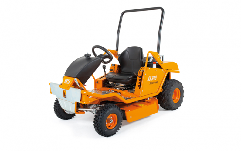 Косилка с сиденьем AS-Motor_AS-940-SHERPA-4WD